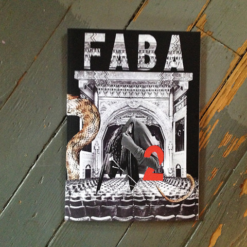FABA collage Magazine issue 2