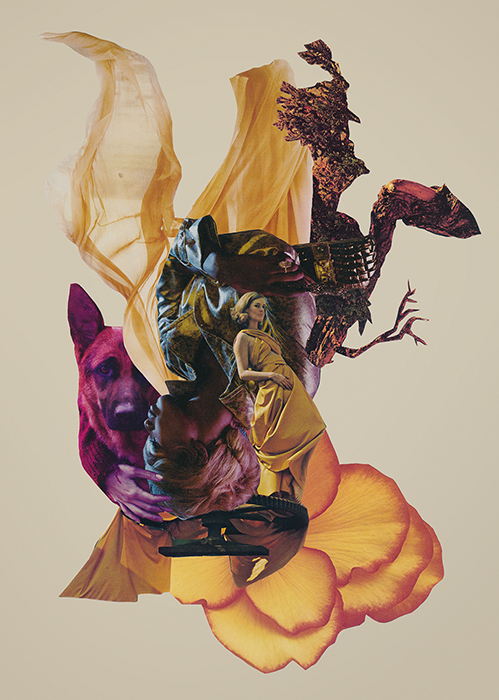 Aries collage by Mighty Joe Castro