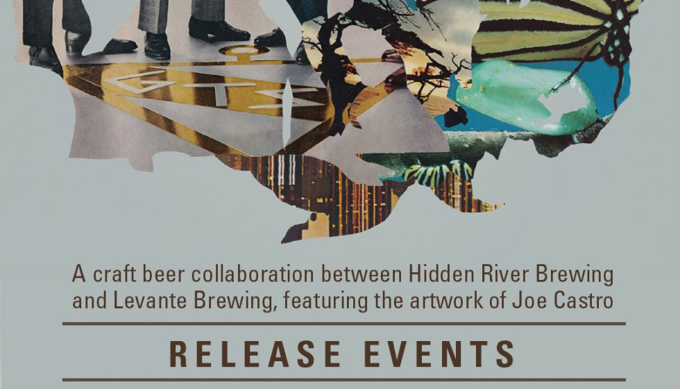 Levante Hidden River Brewing beer Joe Castro