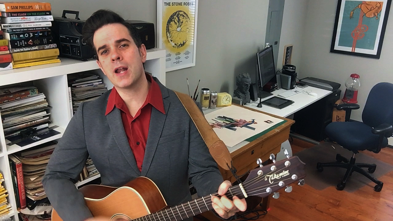 Post #1276 – Songs from a tiny desk…