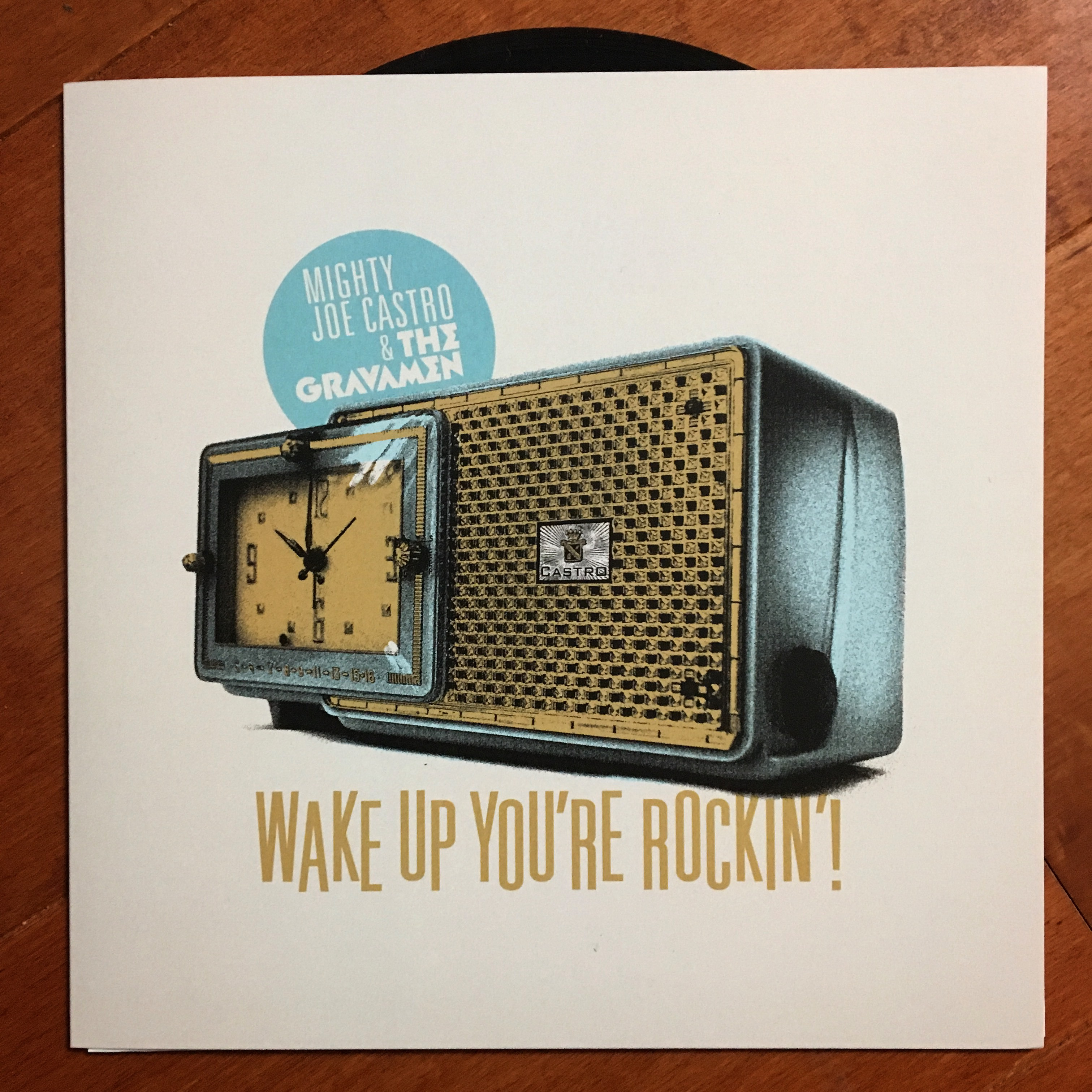 Post #1291 – Wake Up, You're Rockin! vinyl