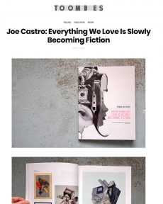 Toombes feature on Mighty Joe Castro book